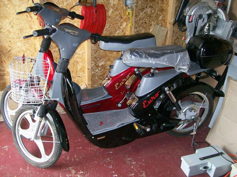 Scooter EURO 300Watts 100_7512