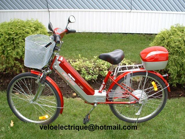 Easy Go Baladeur 250W Veloel10