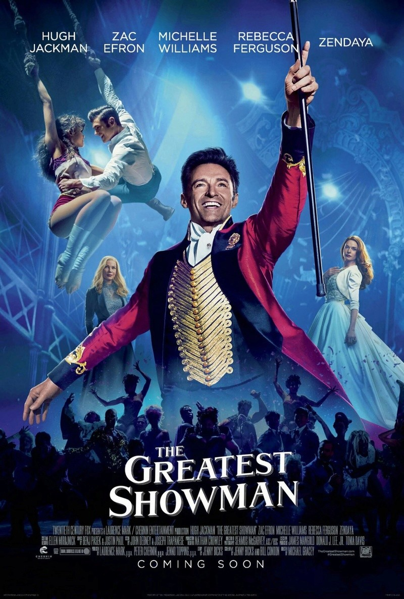 THE GREATEST SHOWMAN  Greate10