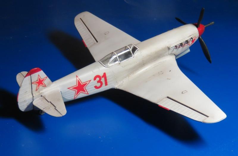 Як-9к  (Yak-9K)  [ARK models 1/48]  Img_7328