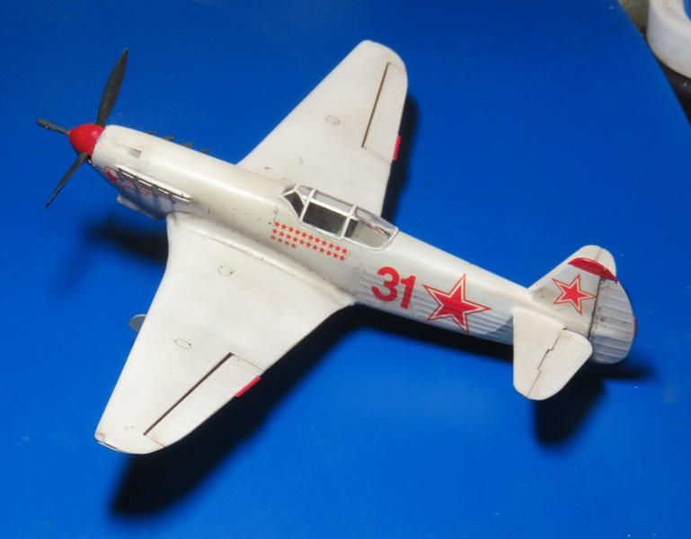 Як-9к  (Yak-9K)  [ARK models 1/48]  Img_7329