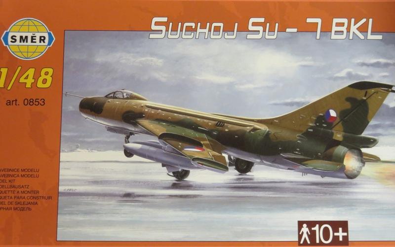 Sukhoi Su-7 [SMER 1/48] Img_7524