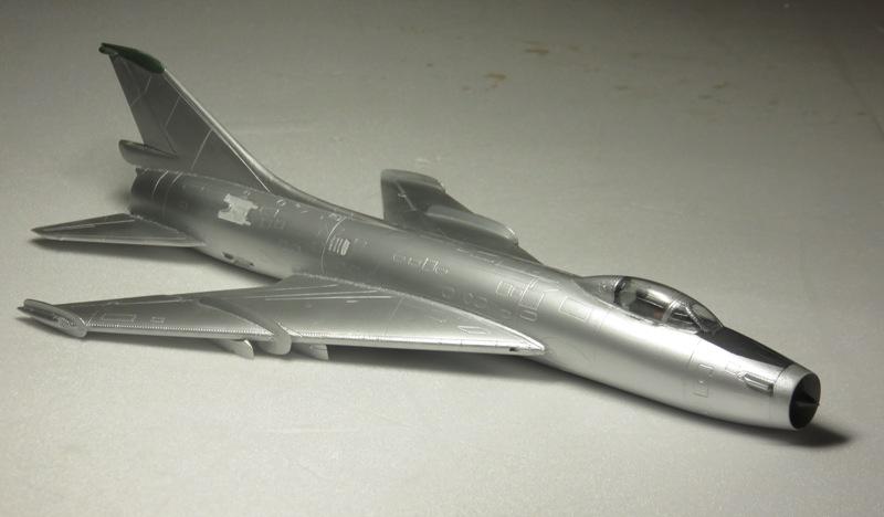 Sukhoi Su-7 [SMER 1/48] Img_7534