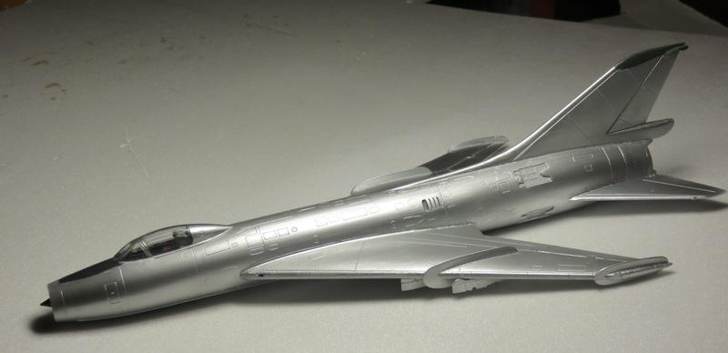 Sukhoi Su-7 [SMER 1/48] Img_7536