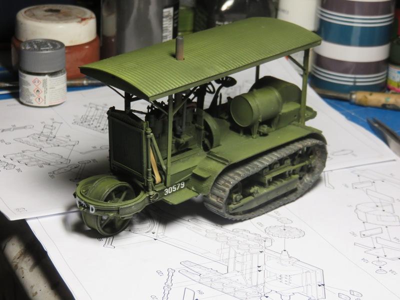 Tracteur d'artillerie HOLT 75 [RODEN 1/35] Img_9810