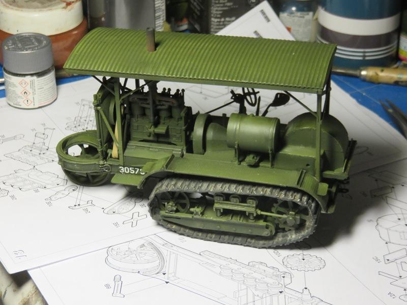 Tracteur d'artillerie HOLT 75 [RODEN 1/35] Img_9811