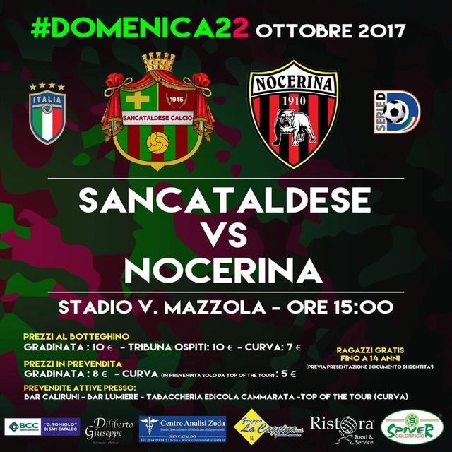 Campionato 8°giornata: SANCATALDESE - Nocerina 22489812