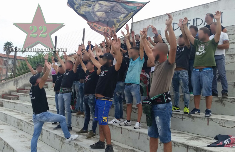 Stagione Ultras 2017-2018 D11