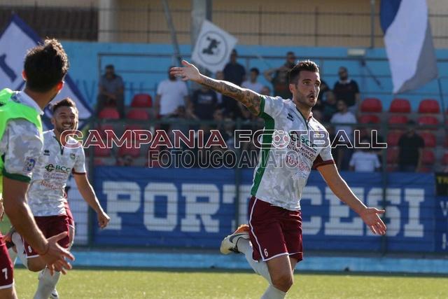 Campionato 7°giornata: Portici - SANCATALDESE 1-2 Serie-10