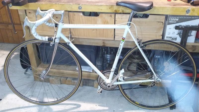 pinarello - Pinarello 80's à identifier Debut10
