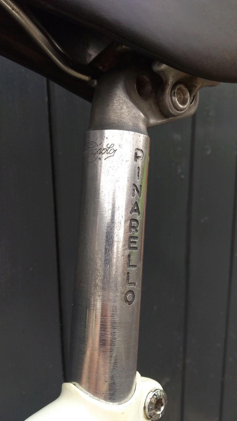 pinarello - Pinarello 80's à identifier Selle10
