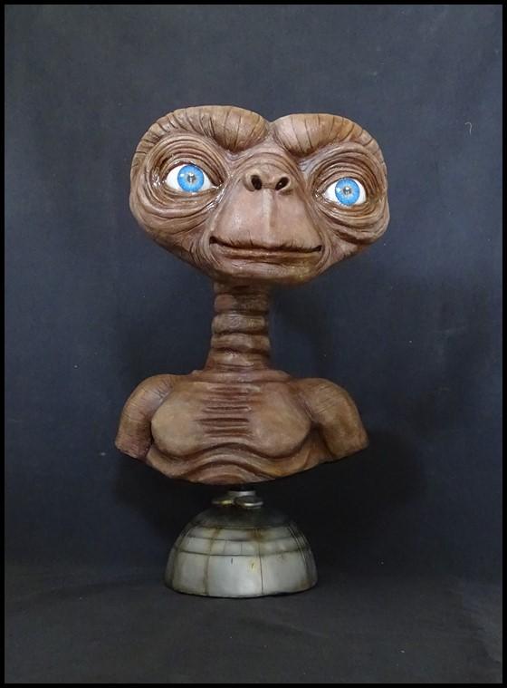 E.T lifesize buste Et_1010