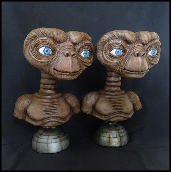 E.T lifesize buste Et_1210