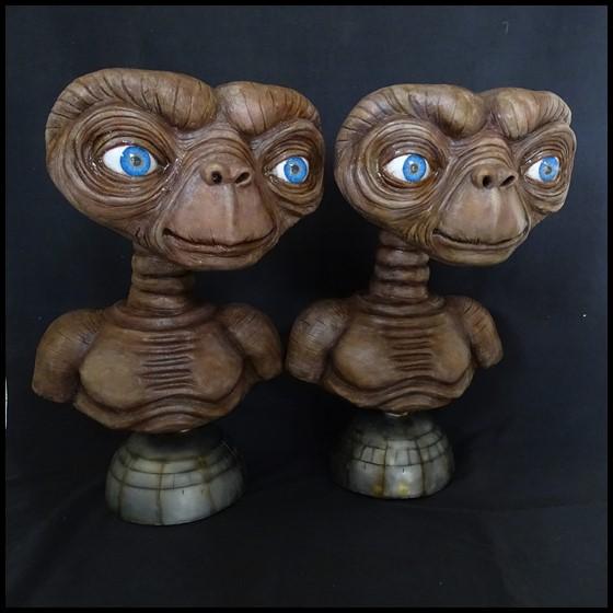 E.T lifesize buste Et_1310
