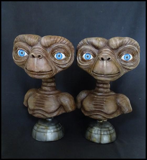E.T lifesize buste Et_1410