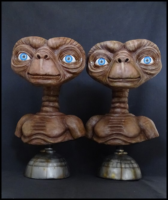E.T lifesize buste Et_1510