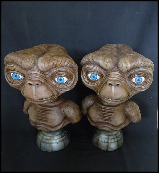 E.T lifesize buste Et_1610