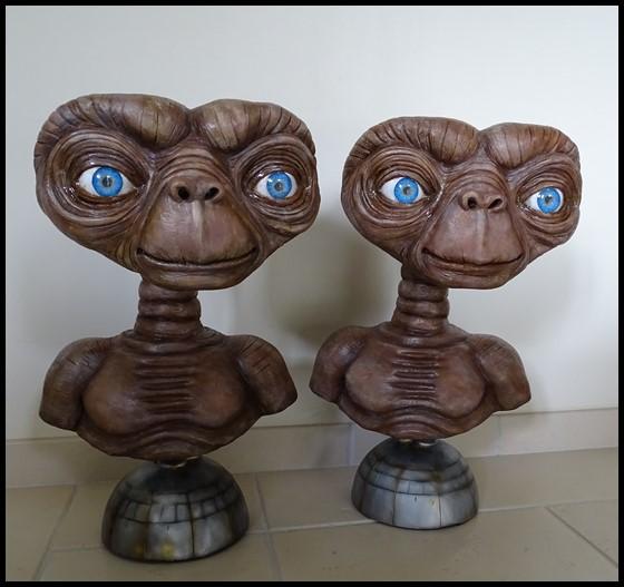 E.T lifesize buste Et_1710