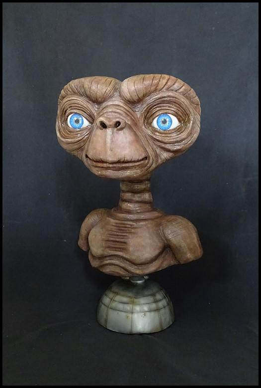 E.T lifesize buste Et_410