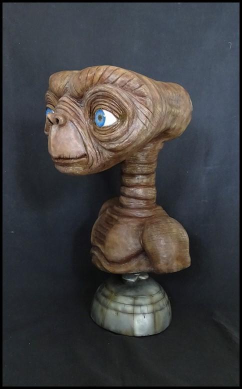 E.T lifesize buste Et_510