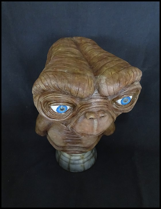 E.T lifesize buste Et_810
