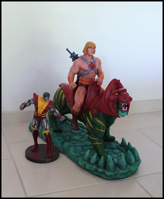 He-man battlecat 1/4 (filmation) He-man18