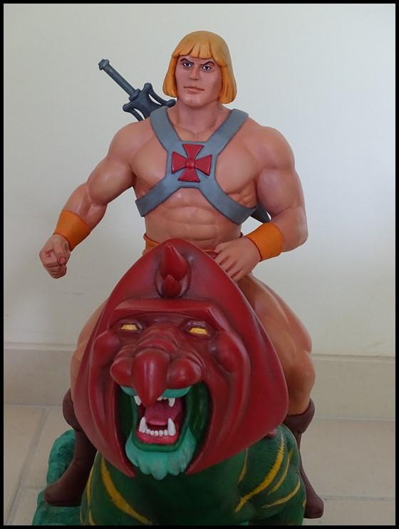 He-man battlecat 1/4 (filmation) He-man20