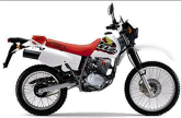 Evolution des : MONOCYLINDRES  HONDA 125  TRIAL Honda_12