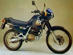 Evolution des : MONOCYLINDRES  HONDA 125  TRIAL Honda_17