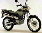 Evolution des : MONOCYLINDRES  HONDA 125  TRIAL Honda_18