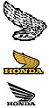 Evolution des : MONOCYLINDRES  HONDA 125  TRIAL Sticke10