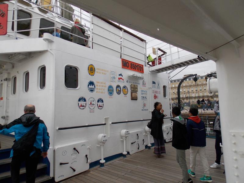 [ Marine à voile ] Le Mir Dscn3139