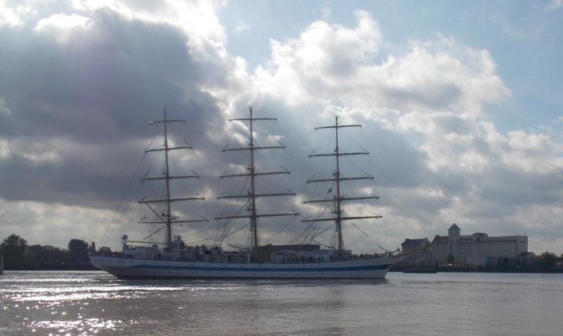 [ Marine à voile ] Le Mir Dscn3614
