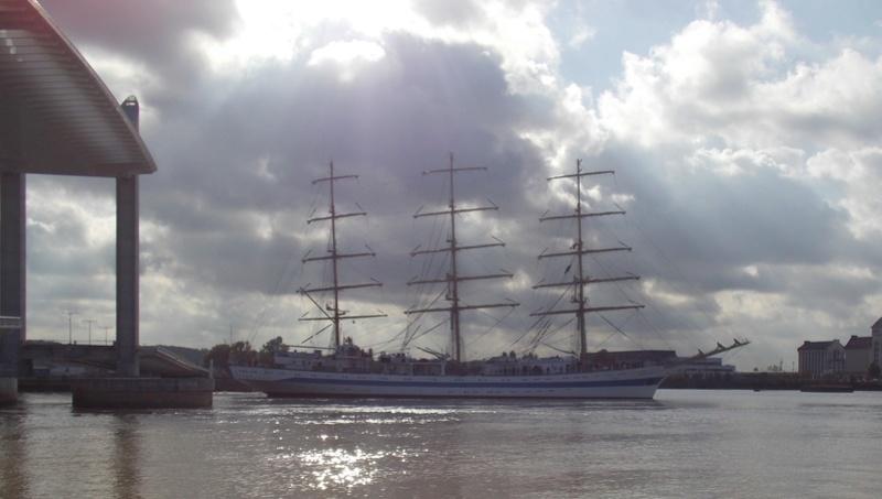 [ Marine à voile ] Le Mir Dscn3615