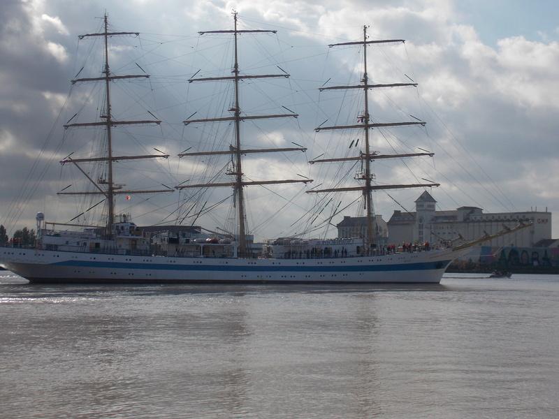 [ Marine à voile ] Le Mir Dscn3619