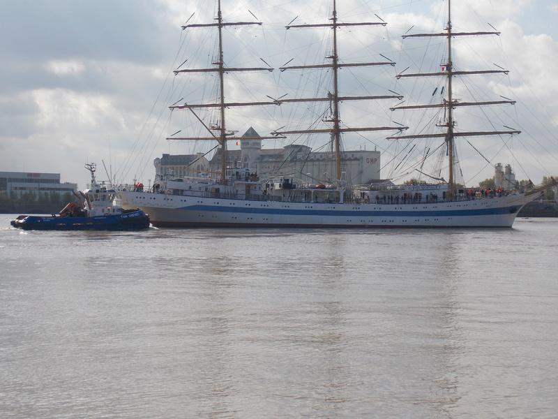 [ Marine à voile ] Le Mir Dscn3620