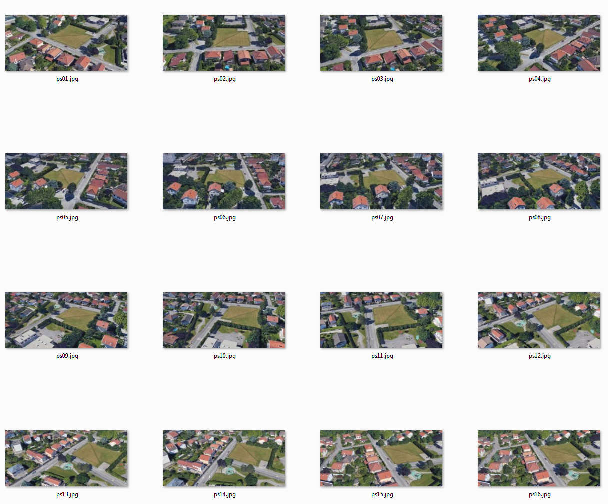 [ AUTRES LOGICIELS ] Photogrametrie Google Earth Prints10