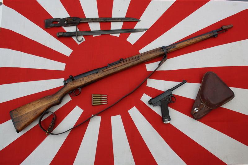 BANZAI: le fusil japonais ARISAKA type 38 - Page 2 00315