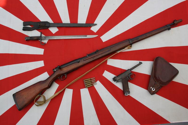 BANZAI: le fusil japonais ARISAKA type 38 - Page 2 00316