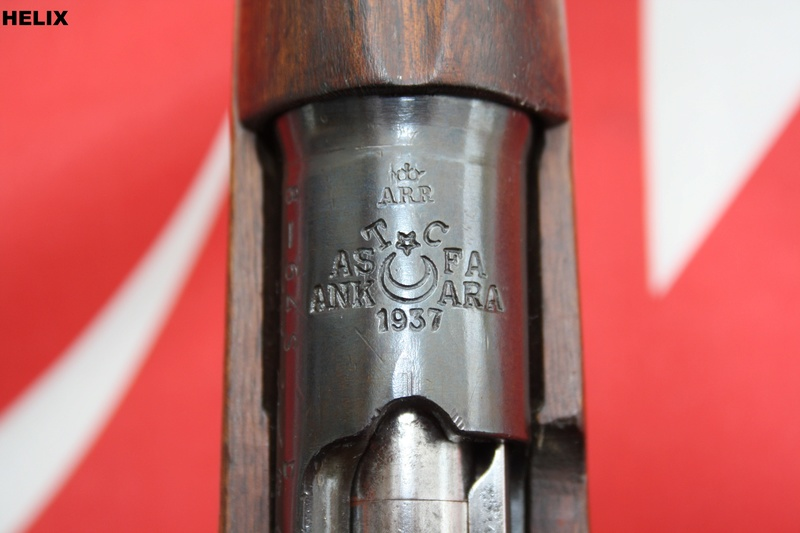 FUSIL MAUSER TURC MODELE 1893 modifié en 8x57 00510
