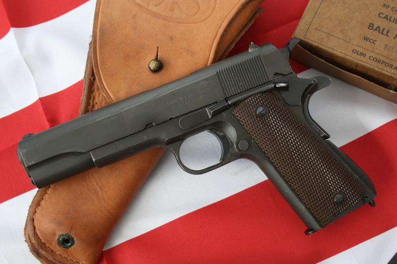 Colt 1911 Ithaca de 1943 - Page 2 00815