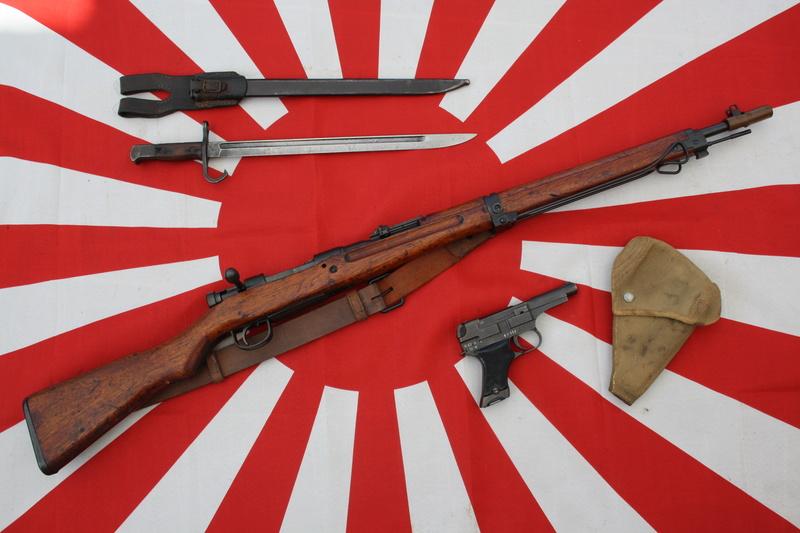 BANZAI: le fusil japonais ARISAKA type 38 - Page 2 01611