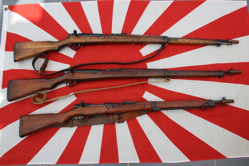 BANZAI: le fusil japonais ARISAKA type 38 - Page 2 02012