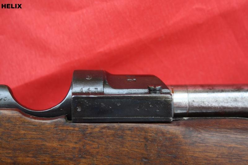FUSIL MAUSER TURC MODELE 1893 modifié en 8x57 02210