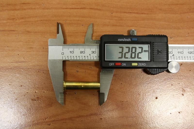 7,5x22,5 R Suisse pour rechargeur moyen 02810