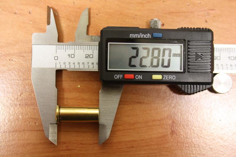 7,5x22,5 R Suisse pour rechargeur moyen 04910