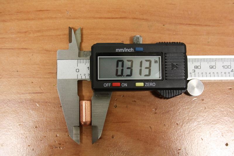 7,5x22,5 R Suisse pour rechargeur moyen 12110