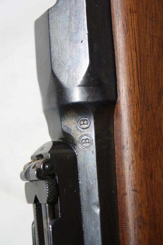 Carabine modèle 1874 (Gras) de Gendarmerie à pied Img_8622