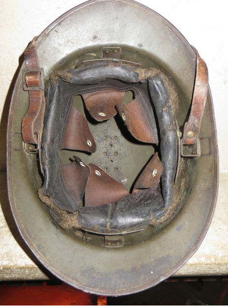 Casque Adrien Artillerie WW2 Questions Adddd11