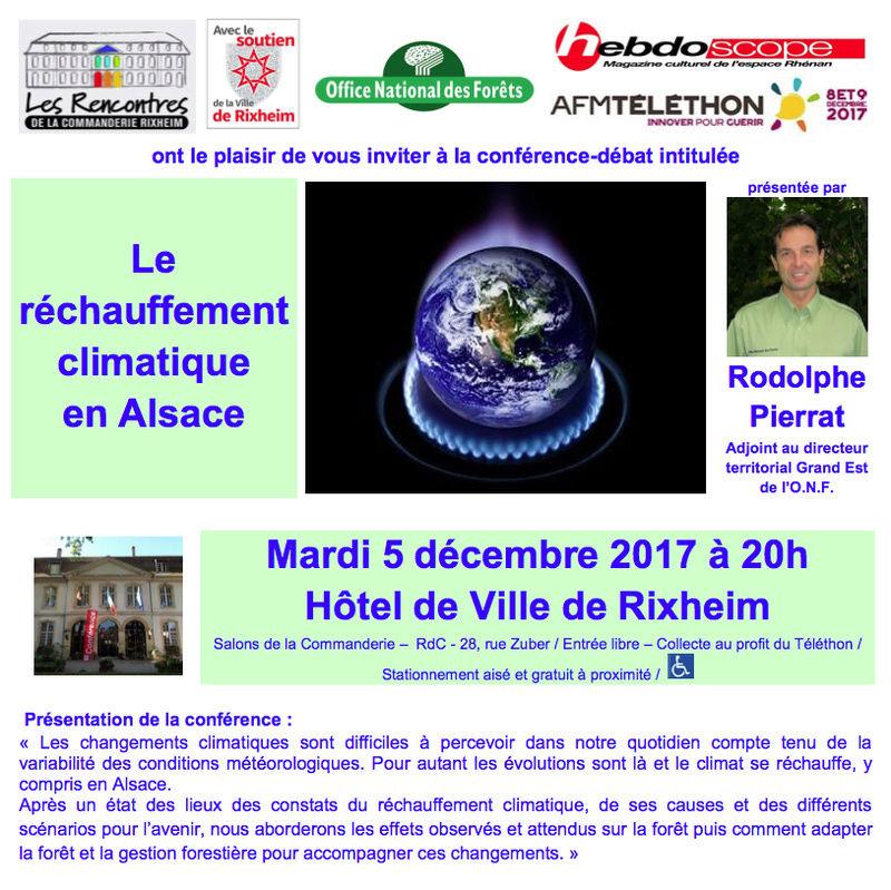 Rencontre de la Commanderie Rechauffement climatique Alsace Captur10